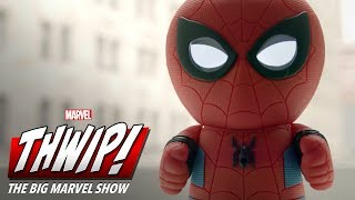 Spider-Man dance party with Sphero on THWIP! The Big Marvel Show