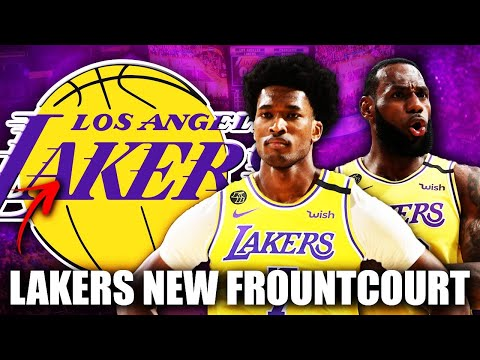 Los Angeles Lakers DANGEROUS Frontcourt Signing Damian Jones! LeBron James NEW Anthony Davis Center!