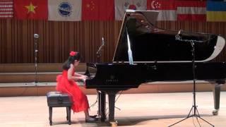 Nguyễn Lan Anh - W. Mozart: Sonata No.12 in F major, K.332 - C. Debussy: Deux Arbesques