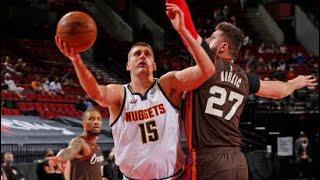 Denver Nuggets vs Portland Trail Blazers Full Game Highlights | May 16 | 2021 NBA Season