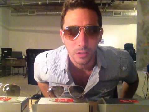 Ray Ban Rb3025 001 51 Aviators Review 55mm 58mm And 62mm