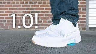 Dope Tech: Self Lacing Nike HyperAdapt 1.0!