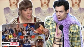 Taylor Swift & Harry Styles Collaborating On '1989' Vault Track?!