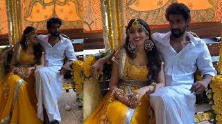 Rana Daggubati & Miheeka Bajaj's pre wedding celebrati..