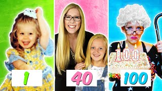 I Celebrated EVERY Birthday in 24 HOURS! - Challenge