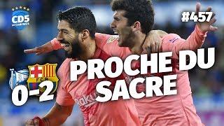 Alavés vs Barcelone (0-2) LIGA / Tottenham vs Brighton (1-0) PL - Replay / DébriefF #457 - #CD5