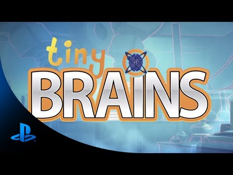 Tiny Brains Trailer