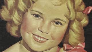 Shirley Temple: You've gotta eat your spinach,baby.