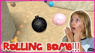 Becoming a Human Bomb in Roblox!!!