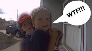 We scared our neighbors!!!!