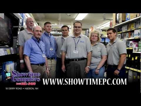 Showtime Computer