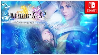 FINAL FANTASY X Remaster First Hour! (Nintendo Switch)