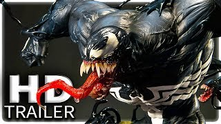 Marvel's VENOM (2018) First Look Trailer Teaser - Tom Hardy Marvel Movie [HD]
