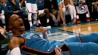 Russel Westbrook Houston Rockets HYPE