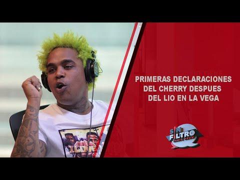Entrevista Sin Filtro a El Cherry Scom luego del lío en La Vega!!!