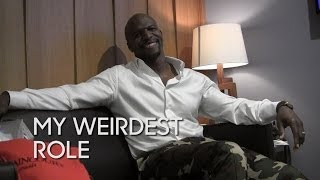 My Weirdest Role: Terry Crews