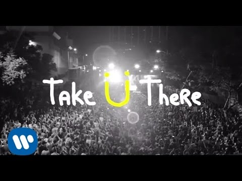 Jack Ü - Take Ü There feat. Kiesza [OFFICIAL VIDEO]