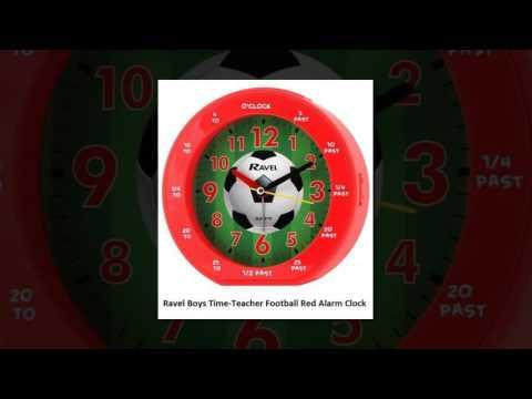 Best Buy Kids/Children's Alarm and Wall Clocks | Time Teacher Children's Wall Clock