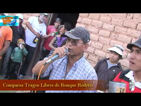 COMPARSA TRAGOS LIBRE - RONQUE RODERO