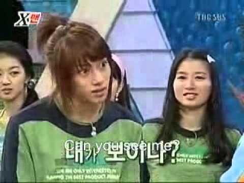 Xman Dangyunhaji   Kim Hee Chul Vs Park Myung Soo