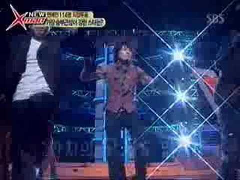 Se7en great dance performance on New X Man