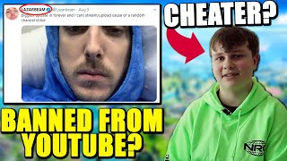 LazarBeam LOSING his YT Channel? Benjyfishy Called Out Again! Epic UPDATES Anti Cheat! Ghost Issa?