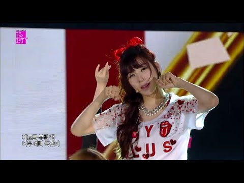 【TVPP】SNSD - I Got A Boy, 소녀시대 - 아이 갓 어 보이 @ Incheon Korean Music Wave Live
