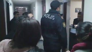 Баку: обыск в офисе «Радио Свобода»
