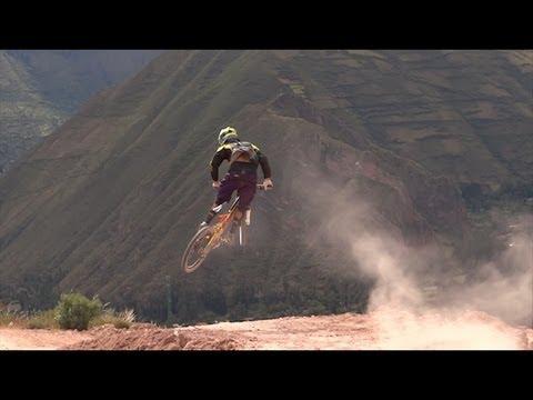 Santisimo Downhill 4 - 1st Pedro Ferreira (CHI)
