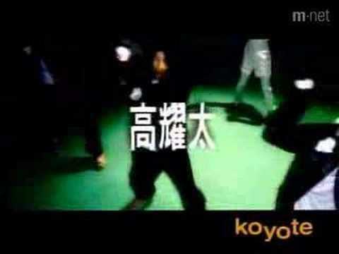 코요태 순정(Koyote Soon Jung, Pure Love) MV (Origin of Gangnam Style dance ?)