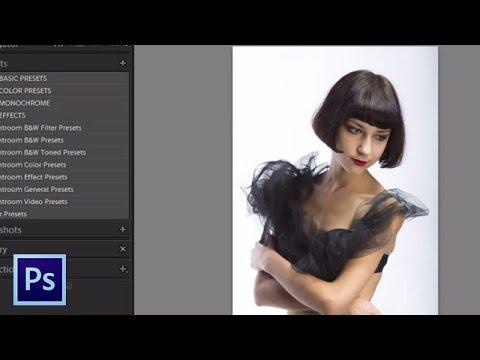 Уроки Lightroom - Урок по чб-фотографии