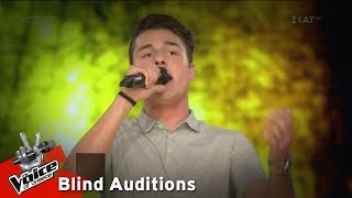 Παναγιώτης Σκαλκέας - Όταν τα χρόνια σου περάσουν | 6o Blind Audition | The Voice of Greece