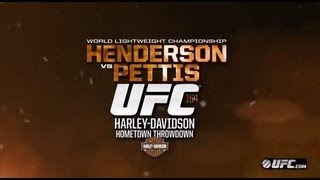 UFC 164: Henderson vs Pettis - Extended Preview