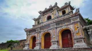 Timelapse - Hue City, Vietnam (in 4K! UltraHD)