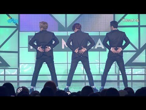 [예능연구소] 엑소 첸백시 헤이 마마 @쇼!음악중심_20161105 HEY MAMA EXO-CBX in 4K