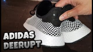 adidas deerupt runner unboxing e revisione musicbaby su youtube
