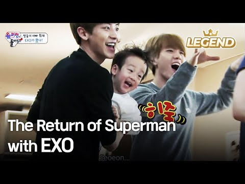 The Return of Superman | 슈퍼맨이 돌아왔다 - Ep.79 (2015.06.14)
