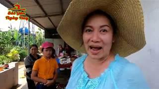 Dẫn đoàn Việt Kiều Mỹ đi chơi và tặng quà từ thiện ở Bình Phước