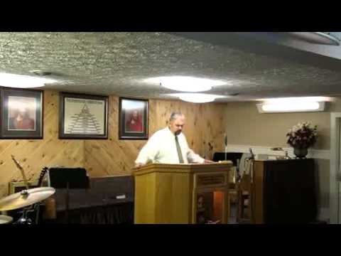 10-0711am - Disobedience Leads to a Broken Cistern - Aaron Roberts