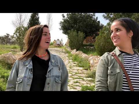 جولة اوروبية 2 - مشروع فلسطين حكاية وضيافة