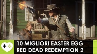 10 Migliori Easter Egg in Red Dead Redemption 2