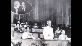 Phát Biểu Kỷ Niệm 30 Năm ngày thành lập Đảng Lao Động Việt Nam