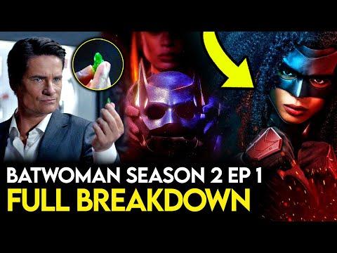 Batwoman Season 2 Episode 1 Review & Breakdown - Was it Any Good?