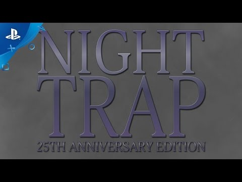 Night Trap - 25th Anniversary Edition Video Screenshot 1