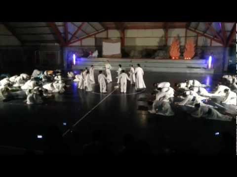 Danza de Academia Católica