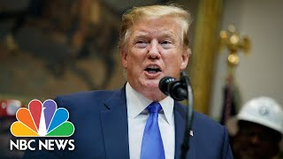 Watch Live: Trump Participates In Roundtable On The Economy, Tax Reform | NBC News