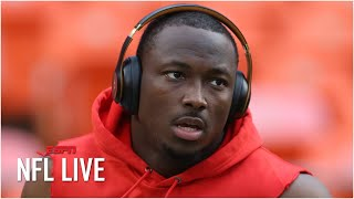 LeSean McCoy agrees to a 1-year deal with the Bucs | NFL Live