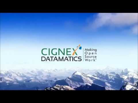 CIGNEX Datamatics PlayBook