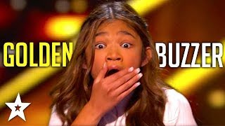 Angelica Hale Wins The GOLD For A Second Time on AGT Champions | Got Talent Global