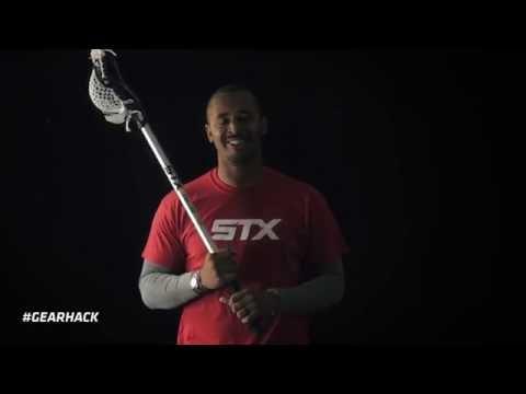Kyle Harrison's Lacrosse Gear Hack